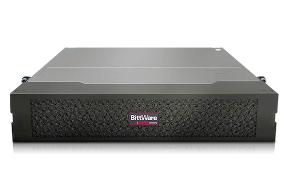 BittWare TeraBox™ 200DE Edge Server.
