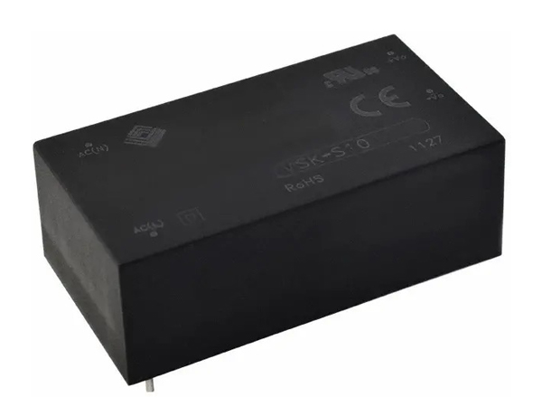 10 W, Single output, encapsulated, PCB mount, AC-DC power supply, CUI