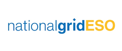 National Grid Great Britain logo.