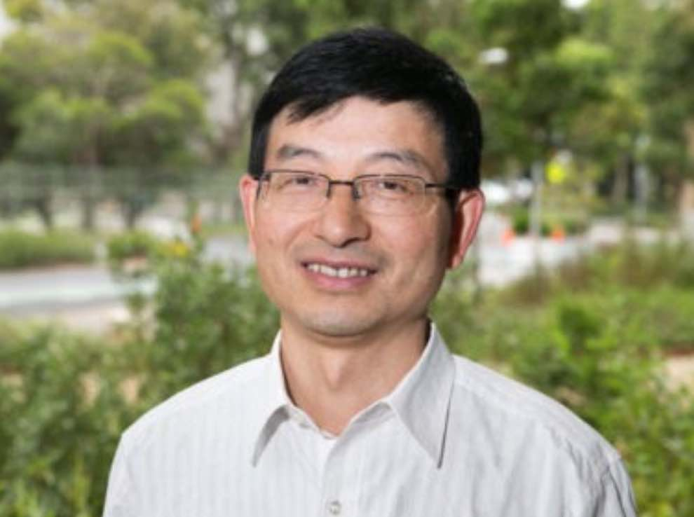 Huanting Wang, professor of chemical engineering at Monash University.