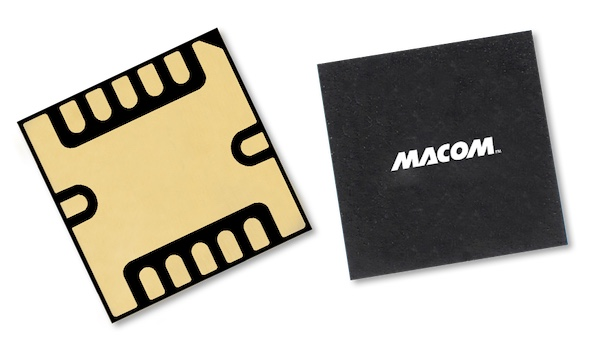 The MACOM Wideband Amplifier