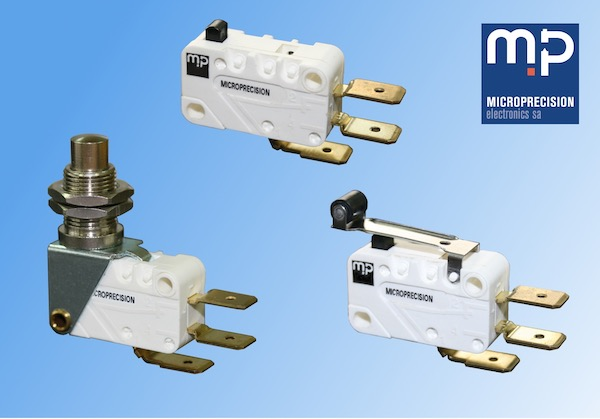 The MP83 microswitches