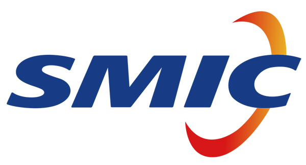SMIC (Semiconductor Manufacturing International Corporation) company logo.