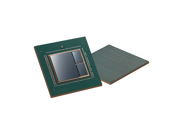 KUNLUN AI accelerator chip developed by Samsung and Baidu.