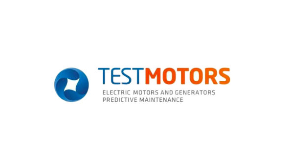 Test Motors logo.