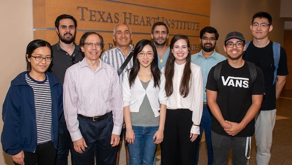 Several members of the Texas Heart Institute research team intend to continue developing leadless and wirelessly powered pacemakers.