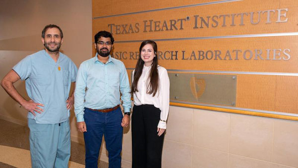 The Texas Heart Institute and UCLA research team utilised an innovative pacing system to enable synchronized biventricular pacing to a heart in a preclinical research model.