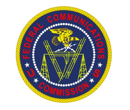 The United States Federal Communications Commission seal.