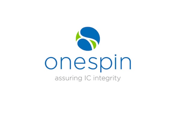 OneSpin solutions logo.