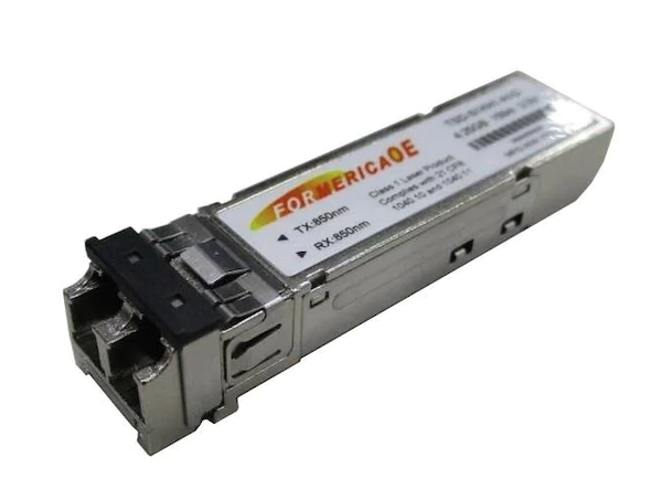 Formerica's OptoElectronics' fibre optic transceiver