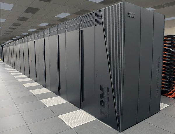 Supercomputers IBM mainframe